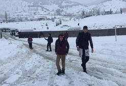Kar tatili haberleri üst üste geliyor İşte okulların tatil olduğu iller...