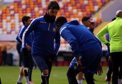Evkur Yeni Malatyasporda 5 eksik