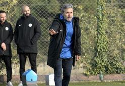 Atiker Konyasporda Galatasaray hazırlığı
