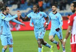Trabzonspor - Balıkesirspor Baltok: 2-1