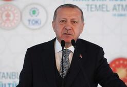 Cumhurbaşkanı Erdoğan Halepçe için mesaj yayınladı