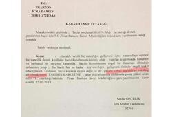 Trabzonu karıştıran belge sahte çıktı
