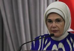 Emine Erdoğan'dan Afrikalı kadınlara destek çağrısı