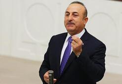 Bakan Çavuşoğlu: YPG ve PKK ile sonuna kadar mücadelemizi devam ettireceğiz