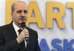 AK Parti Genel Başkanvekili Kurtulmuş: Bu ittifak artık açık bir seçim ittifakıdır