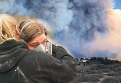Kaliforniya yangını 25 ölü, 35 kayıp