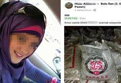 Yardım için verilen kömürleri satmak isterken yakalandı