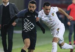 Osmanlıspor- İstanbulspor: 1-0