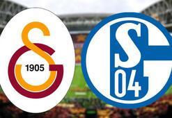 Galatasaray-Schalke maçı canlı olarak hangi kanalda yayınlanıyor İşte GS ilk 11i