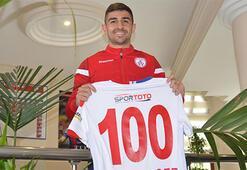 Yusuf Acer, Altınordu formasıyla 100. maçına çıkacak