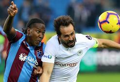 Trabzonspor - Konyaspor: 3-0