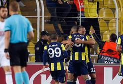Fenerbahçe - Spartak Trnava: 2-0 (İşte maçın özeti)