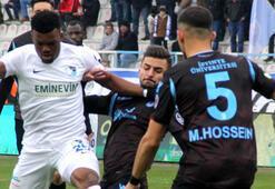 BB Erzurumspor - Trabzonspor: 0-1