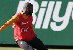 Galatasarayın yeni transferi Marcao ilk idmanına çıktı