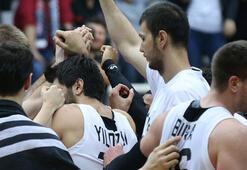 Beşiktaş Sompo Japan, Slovenya deplasmanında