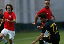 Antalyaspor - Evkur Yeni Malatyaspor: 1-1