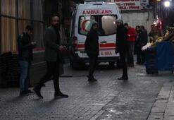 Taksimde eğlence mekanı çıkışı kavga