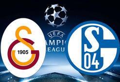 Galatasaray-Schalke maçı şifresiz hangi kanalda canlı yayınlanıyor GS-Schalke maçı