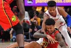 Knicks mağlubiyetler zincirini kırdı