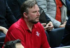 Houston Rockets'ın menajeri Ülker Salonu'nda