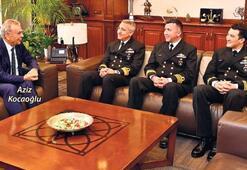 Komutanlardan ziyaret