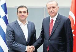 Erdoğan bugün Çipras'ı ağırlıyor