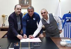 Hamza Hamzaoğlu, BB Erzurumspor ile anlaştı