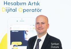 Turkcell'den 'Dijital Operatör' uygulaması