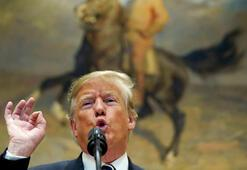 Son dakika... Trump: Askerlerimiz ateş açacak