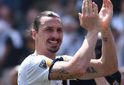 Zlatan Ibrahimovic takımını açıkladı