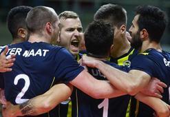 Fenerbahçe-Jeopark Kula Belediyespor: 3-0