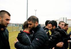 Eskişehirsporda lisansı çıkmayan 9 futbolcu tesislerden ayrıldı
