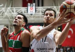 Beşiktaş Sompo Japan-Pınar Karşıyaka: 61-57