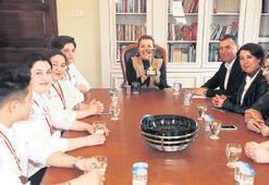 Geleceğin aşçıları, Türkiye üçüncüsü