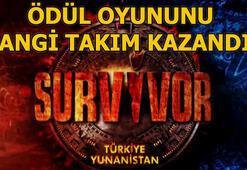 Survivorda ödül oyununu hangi takım kazandı 4 Şubat Survivor 2019 Türkiye Yunanistan