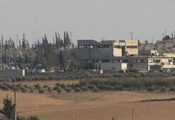 Esad Menbiç sınırında