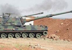 Fırat'ın doğusunda YPG'ye nokta atışı