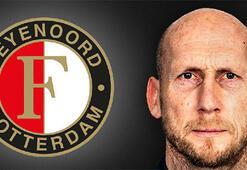 Feyenoordun yeni teknik direktörü Jaap Stam