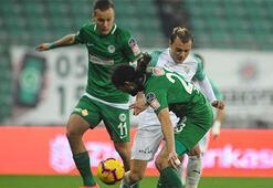 Bursaspor-Atiker Konyaspor: 0-0