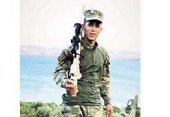 Fırat Kalkanı'nda bir asker şehit oldu