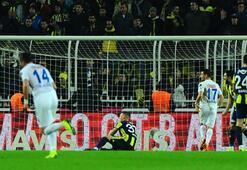 Fenerbahçe - Büyükşehir Belediye Erzurumspor: 2-2 (İşte maçın özeti)