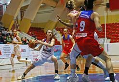 Gündoğdu Adana Basketbol - BOTAŞ: 53-79