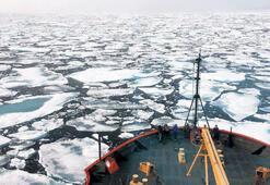 Antartikada buzul kayıp 16 yılda yüzde 280 arttı