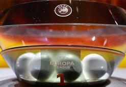 UEFA Avrupa Ligi kuraları çekildi Fenerbahçe-Zenit, Galatasaray-Benfica