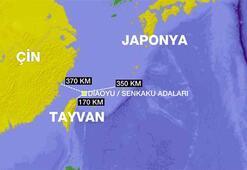 Çin'den ABD'ye Tayvan tepkisi