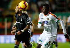 Alanyaspor-Beşiktaş: 0-0 (İşte maçın özeti)