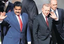Erdoğan: Nerede bir darbe girişimi  varsa hepsinin karşısındayız