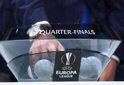 UEFA Avrupa Liginde çeyrek final ve yarı final kuraları çekildi