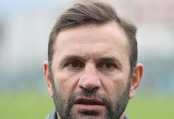 Okan Buruk: Bursaspor maçı stresli olacak