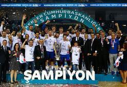 34. Erkekler Cumhurbaşkanlığı Kupası Anadolu Efesin
